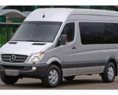 2013 Mercedes-Benz Sprinter Passenger Van 2500