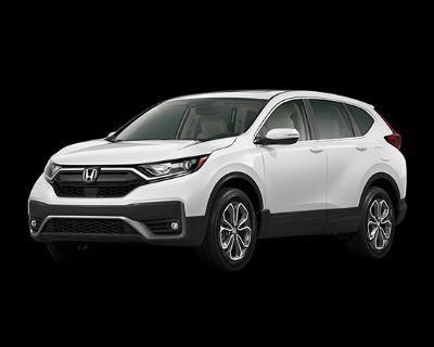 New 2021 Honda CR-V 2WD EX-L