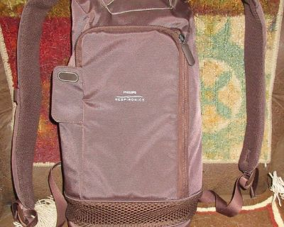 Philips Respironics Backpack for Simply Go Mini Portable Oxygen Concentrators