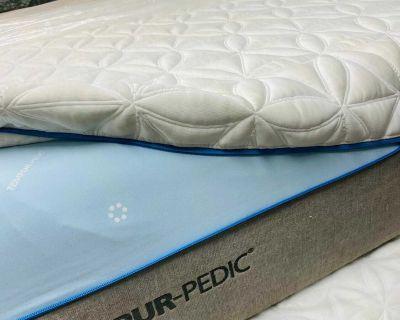 King size mattress tempurpidec elite