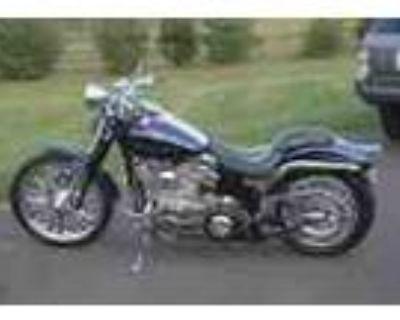 2007 Harley Davidson Softail Fxstsse