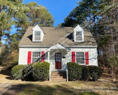 Single-family home Rental - 715 Lafayette Street