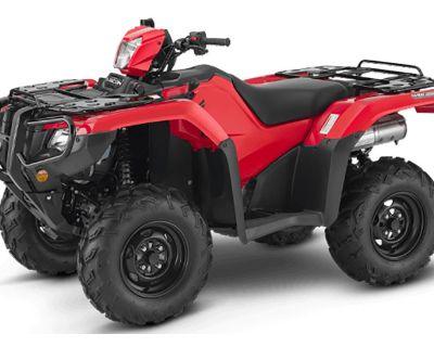 2021 Honda FourTrax Foreman Rubicon 4x4 Automatic DCT EPS ATV Utility Osseo, MN