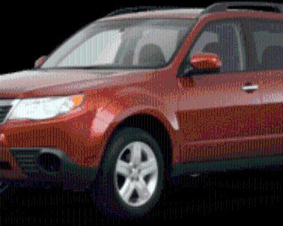 2010 Subaru Forester 2.5XT Premium