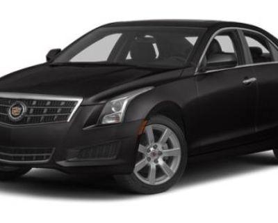 2014 Cadillac ATS Standard
