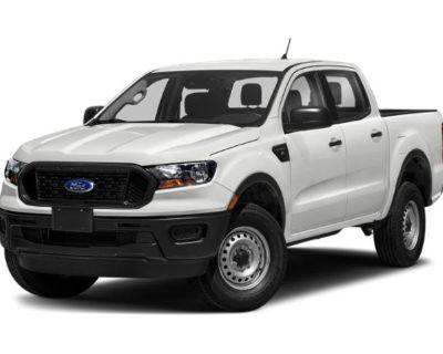 New 2021 Ford Ranger Crew Cab Pickup 4WD Crew Cab Pickup