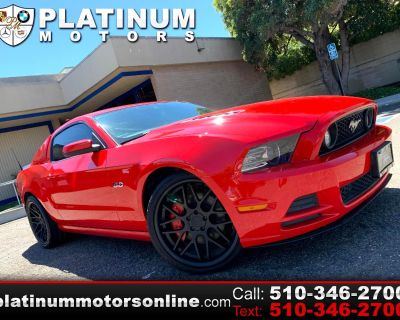 2014 Ford Mustang GT ~ L@@K ~ 6SPD ~ 46K Miles ~ Race Red ~ Track PK