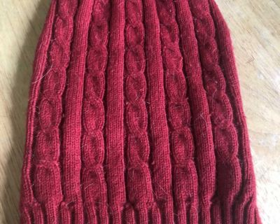 Pup Crew brand dog sweater