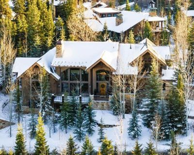 Red Pine Estate - Canyons Village - Ski-in & Ski-out Masterpiece! New listing! - The Timbers