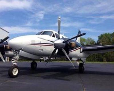 1976 King Air G90 Aircraft 5600 hours