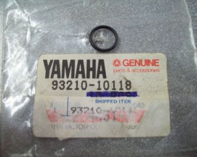 Genuine Yamaha O-ring Vmx540 Tz250 Rt180 Mx175 Srx440 & More 93210-10118 New Nos