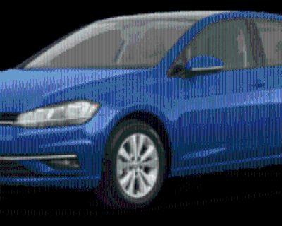 2019 Volkswagen Golf SE FWD Auto