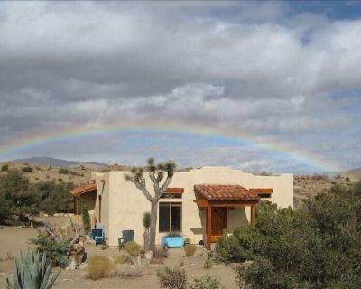 Live in Luxury Within a Wildlife Sanctuary at High Desert Eden - Pioneertown