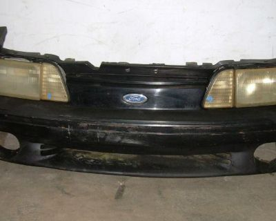 1987-1993 Ford Mustang Gt Bumper Fully Loaded (ford) Southern