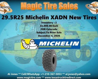 MICHELIN UNKNOWN Tires Attachment