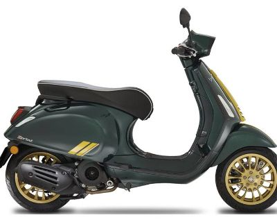 2021 Vespa Sprint Racing Sixties 150 Scooter West Chester, PA