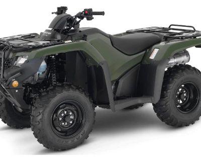 2021 Honda FourTrax Rancher 4x4 ES ATV Utility Petaluma, CA