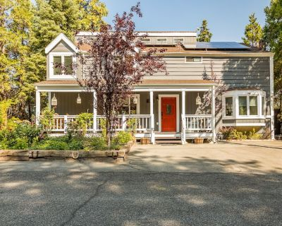 The Rustic Retreat. Perfect for family and friends - Lake Arrowhead