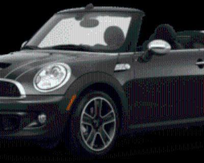 2011 MINI Convertible Cooper S