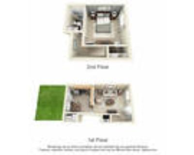 Abbington Landing - Juniper Townhome with Fenced-In Yard