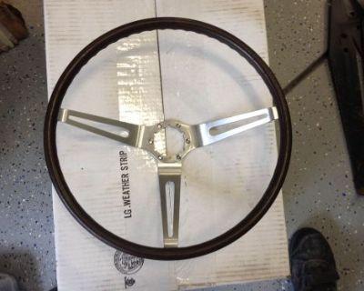 1967 Corvette Steering Wheel