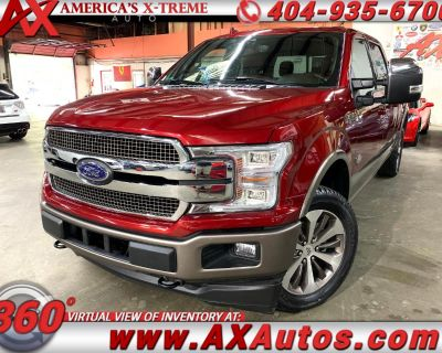2018 Ford F-150 King-Ranch SuperCrew 5.5-ft. Bed 4WD
