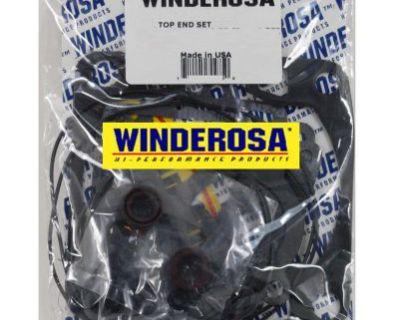 Winderosa Top End Gasket Set Snowmobile Sachs Sa340,ss,370 All