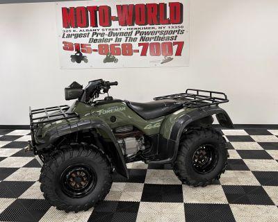 2002 Honda TRX450FM ATV Utility Herkimer, NY