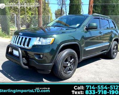 Used 2011 Jeep Grand Cherokee Laredo 2WD