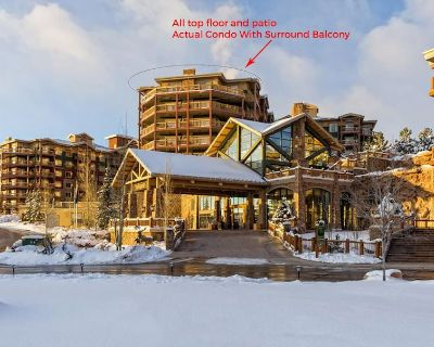 Penthouse Suite at Westgate, w Beautiful Views, Perfect For Trail Riders & Biker - Park City