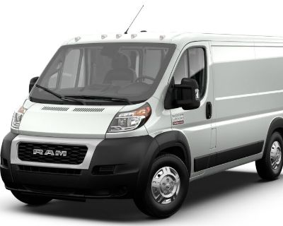New 2021 RAM ProMaster Base With Navigation