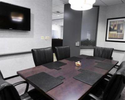 Private 6 Person Conference Room in Schaumburg, IL, Schaumburg, IL