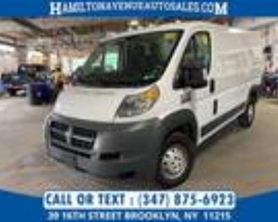 2014 Dodge Ram ProMaster Cargo Van