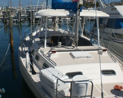 44ft Sailboat Key West Downtown Private Charters Stay Aboard & Go Sailing - Historic Seaport
