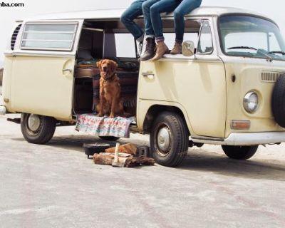 """1971 Sundial Camper Bus """"Weekender"""""""