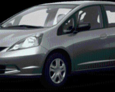 2009 Honda Fit Automatic