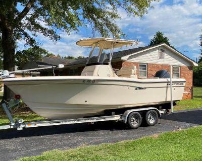 2011 Grady-White Fisherman 230