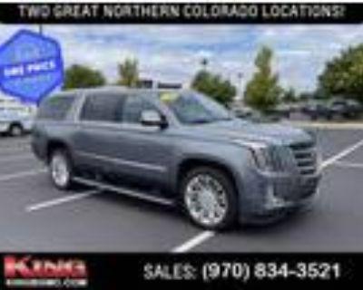 2018 Cadillac Escalade, 41K miles