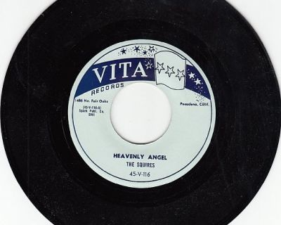 SQUIRES ~ Heavenly Angel*Mint-45 !