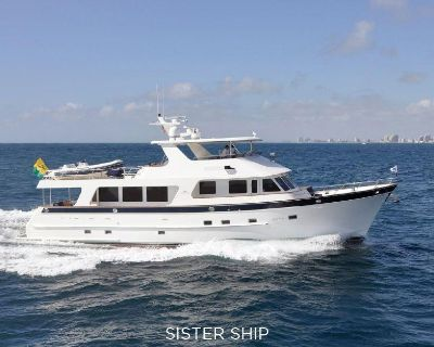 2022 80' Outer Reef Yachts 800 MY