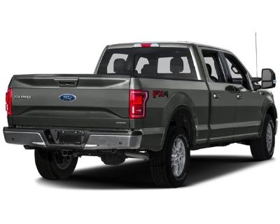 Pre-Owned 2016 Ford F-150 SuperCrew Lariat