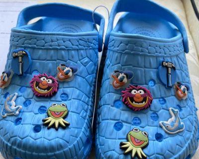 Crocs charms Unisex Kids Clogs