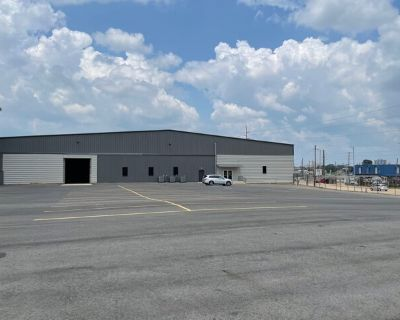 Industrial Warehouse with Office Space and Yard Area