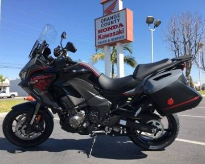 2021 Kawasaki VERSYS 1000 LE SE+ Street Motorcycle Orange, CA