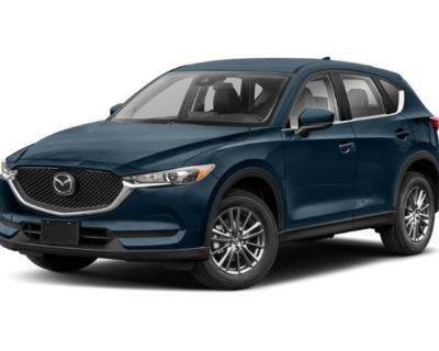 New 2021 Mazda CX-5 Touring AWD