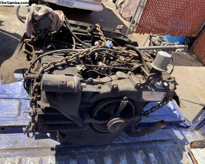 1974 type 4 engine original core