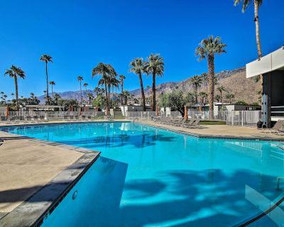 Palm Springs Contemporary Condo w/Pool + Gym - Twin Palms