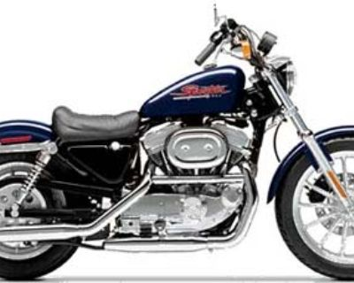 2000 Harley-Davidson XLH Sportster 883 Hugger Sport Lafayette, IN