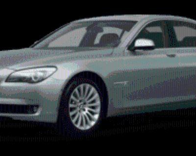 2011 BMW 7 Series ALPINA B7 SWB
