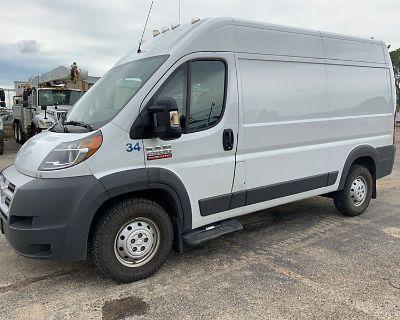 2014 RAM PROMASTER 2500 Passenger Vans Truck